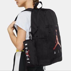 ✔️ Nike Backpack Schoolbag Bag NWT Air Jordan